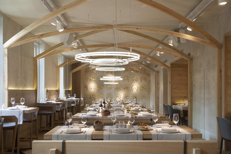 7 restaurantes en Madrid