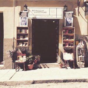 madrid es una ciudad de letras