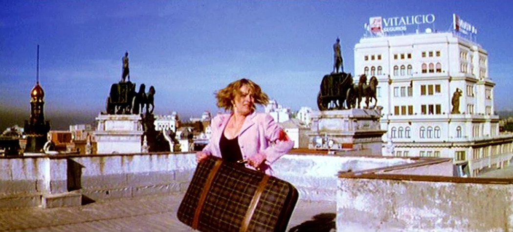 madrid es un plató de cine
