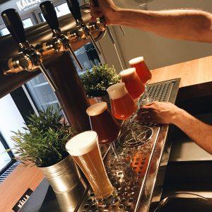 kalla cerveza artesanal en chueca