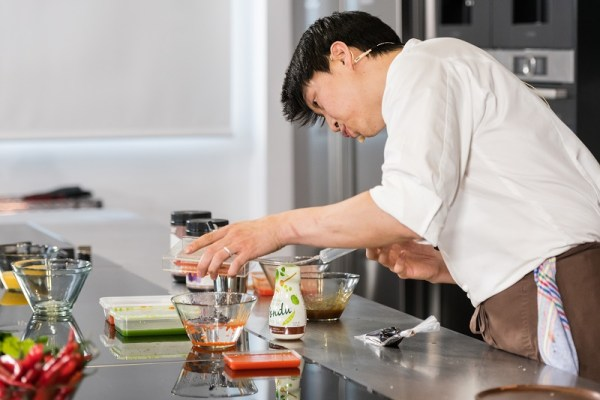 k food gastronomía coreana madrid