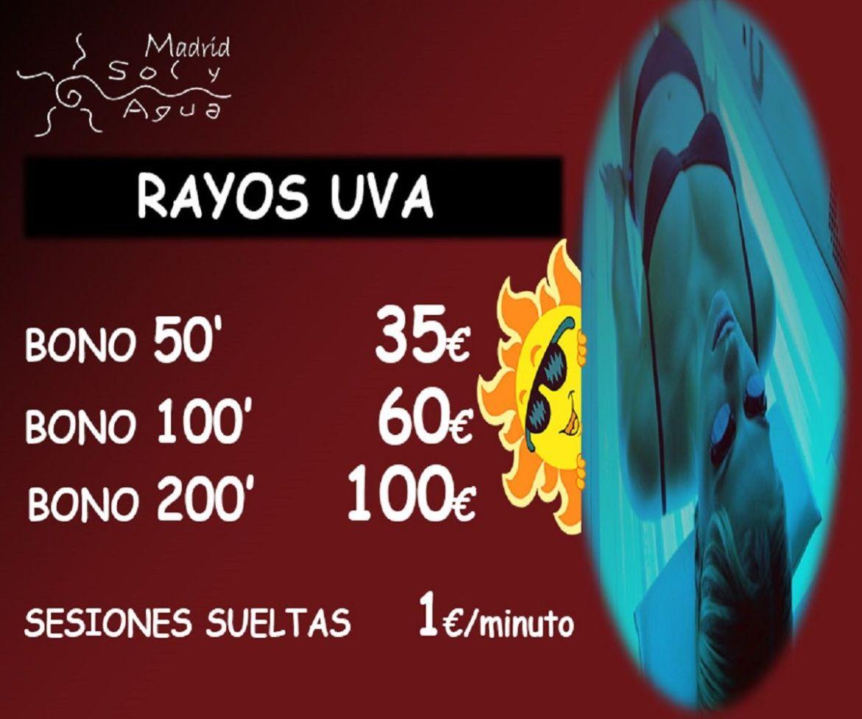 Rayos UVA