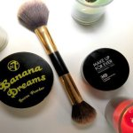 Banana Dreams de W7 Vs Polvos High Definition HD de Make up For Ever