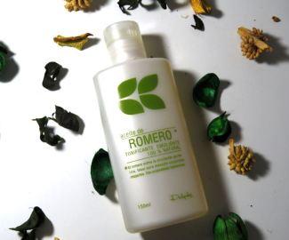 aceite de romero deliplus mercadona maquillaje por menos de 3€ madridvenek