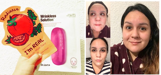mascarillas coreanas reto de siete díasn korean beauty sheet masks madridvenek post final 2