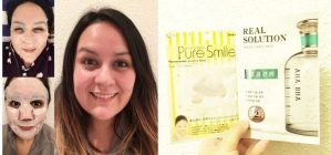 mascarillas coreanas reto de siete díasn korean beauty sheet masks madridvenek post final 3