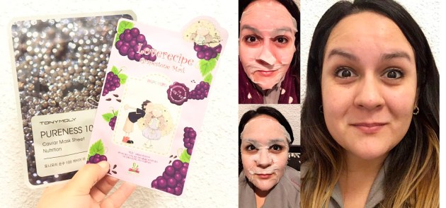 mascarillas coreanas reto de siete díasn korean beauty sheet masks madridvenek post final 4