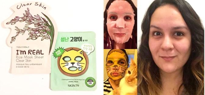 mascarillas coreanas reto de siete díasn korean beauty sheet masks madridvenek post final 6
