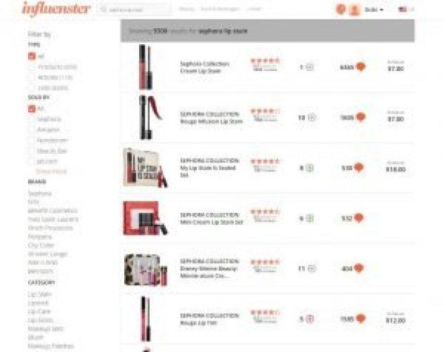 influenster como recibir muestras de influenster darse de alta influenster españa paso 1 busqueda snaps reviews