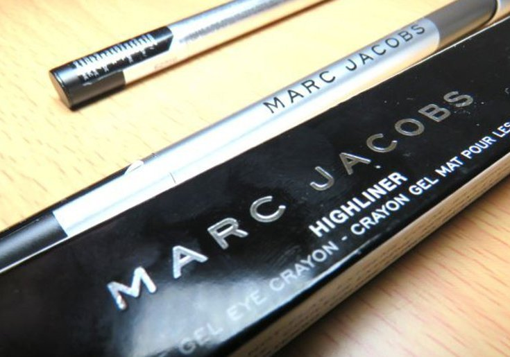 z marc jacobs matte highliner gel crayon influenster review opinion maquillaje beauty blog