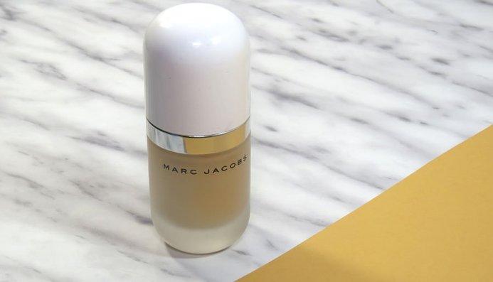 marc jacobs beauty Dew Drops Coconut Gel Highlighter líquido dew you iluminador 8