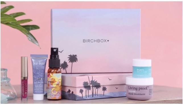 Spoilers Birchbox Agosto 2017
