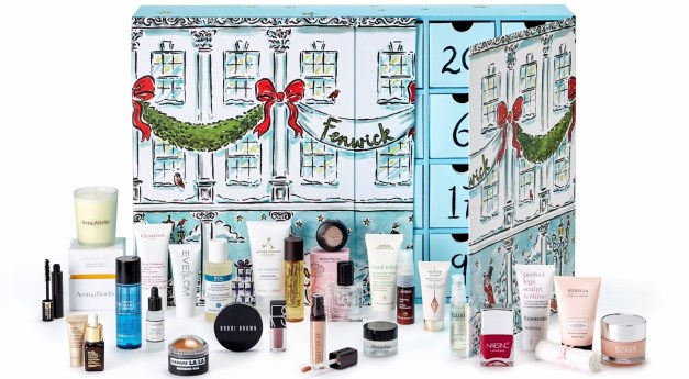 Fenwick-of-Bond-Street-calendario de adviento 2017 madridvenek
