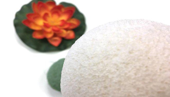 esponja konjac limpieza facial beauty challenge esponja konjac blanca esponja konjac verde