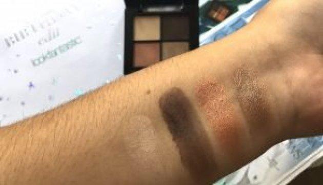 look fantastic birthday edit septiembre 2017 hikare quartet eyeshadow