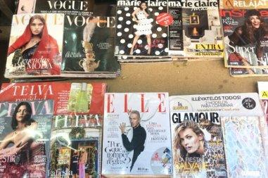 regalos revistas diciembre 2017elle telva marie claire instyle