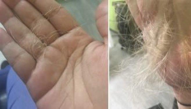 pelo quemado decoloracion decolorar cabello quemaron mi pelo en la peluqueria mechas californianas balayage mechas californianas en pelo castaño decoloracion cabello oscuro 10