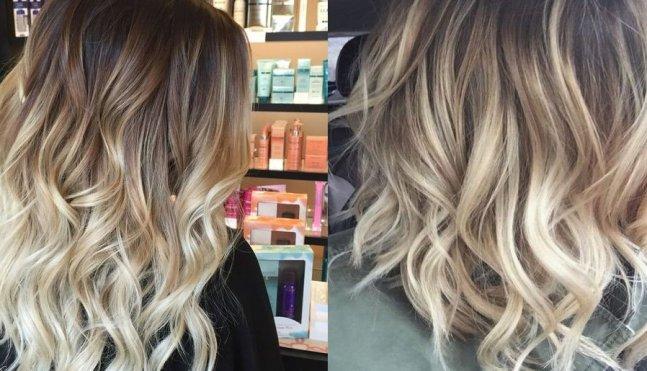 Decoloracion en pelo corto