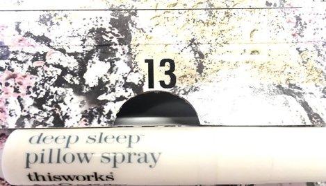 Asos calendario de adviento 2017 this works deep sleep pillow spray