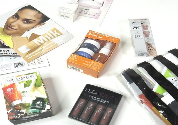 haul sephora usa make up for ever it cosmetics cover fx milk ole henriksen huda beauty origins como comprar en sephora estados unidos desde españa 6
