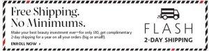 Beauty Insider sephora usa como comprar en sephora estados unidos desde españa mymall box sephora flash 2