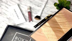 boxycharm diciembre 2017 beauty basics bronzer