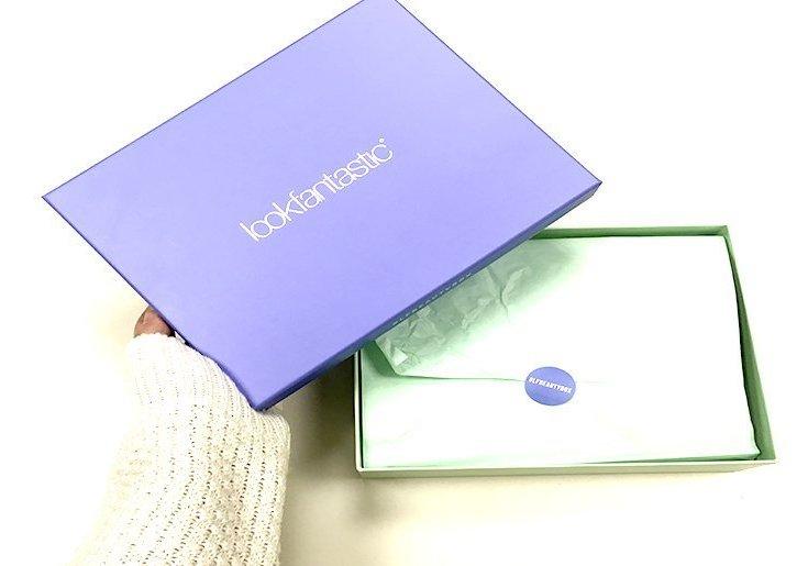 look fantastic enero 2018 caja de belleza beauty box
