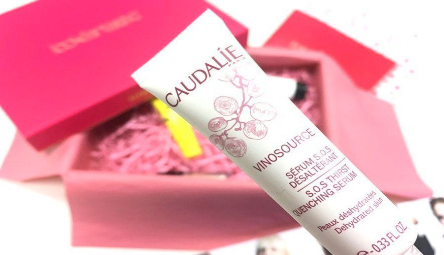 look fantastic febrero 2018 review opiniones caudalie vinosource serum desalterante