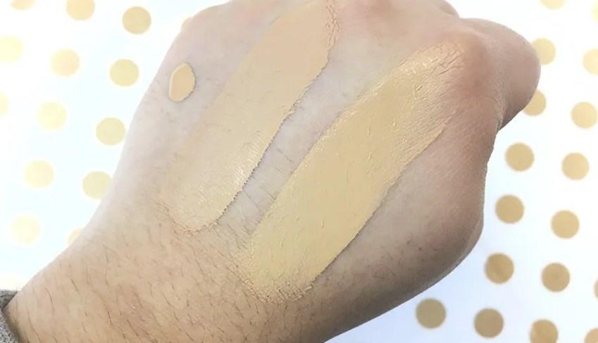 fenty beauty pro filtr foundation base pro filtr fenty beauty rihanna base de maquillaje mate swatches oxida 2