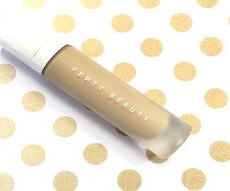 fenty beauty pro filtr foundation base pro filtr fenty beauty rihanna base de maquillaje mate