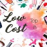 top 8 de maquillaje low cost 2018