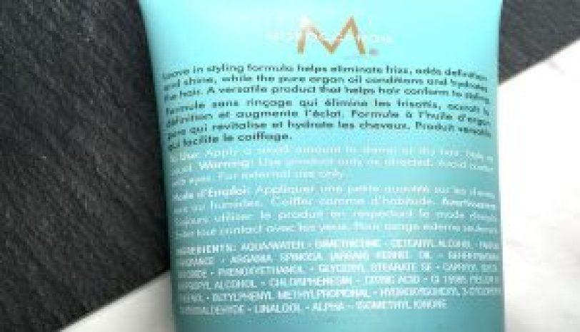 MoroccanOil Hydrating Styling Cream cuidado del cabello teñido hidratacion cabello decolorado 4