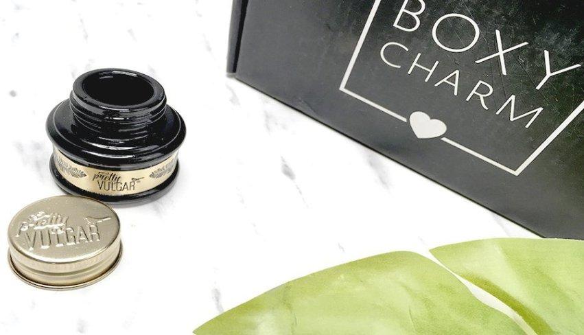 boxycharm mayo 2018 pur cover fx contorno eyeliner pretty vulgar 3