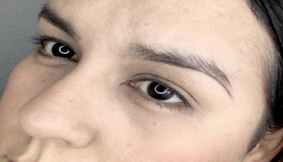 cejas naturales y cejas maquilladas con gimme brow the browgal y dipbrow anastasia beverly hills 7