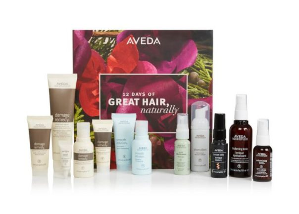 calendario de adviento aveda 2018 advent calendar beauty calendario adviento 2018 spoilers aveda