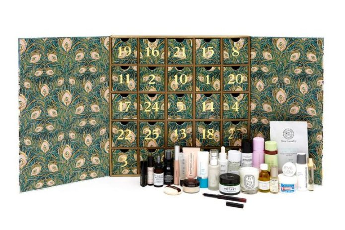 calendario de adviento liberty london 2018 advent calendar beauty calendario adviento 2018 spoilers liberty london
