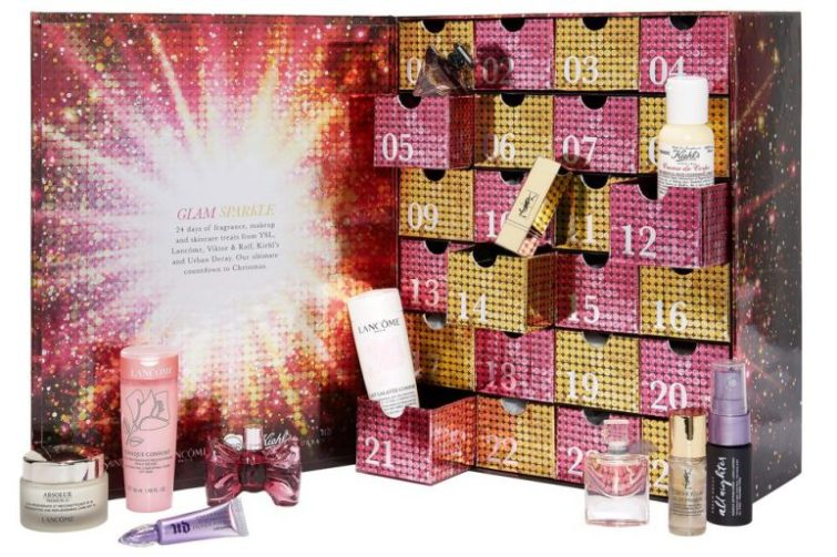 calendario de adviento loreal selfridges 2018 advent calendar beauty calendario adviento 2018 spoilers loreal selfridges