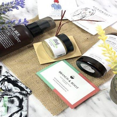 Probando productos de cosmética nicho con BranchandRoot.es