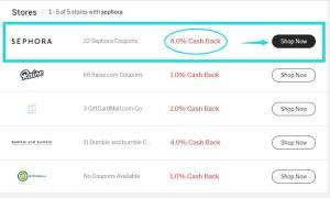 Ebates como ahorrar con ebates sephora cashback sephora cashback sephora usa ebates como funciona ebates es legit ofertas 5