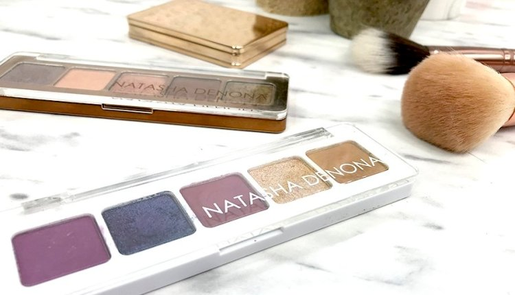 natasha denona review blush and glow mini lila palette mini star palette swatches natasha denona opinion 8