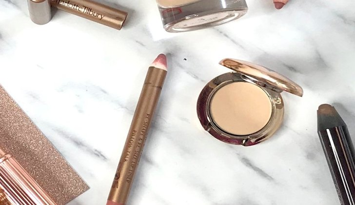 charlotte tilbury review maquillaje airbrush flawless finish opinion labiales charlotte tilbury opinicon pillowtalk 31