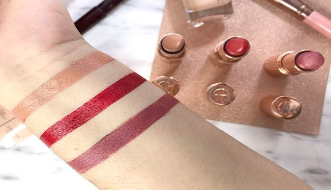 charlotte tilbury review maquillaje airbrush flawless finish opinion labiales charlotte tilbury opinicon pillowtalk11
