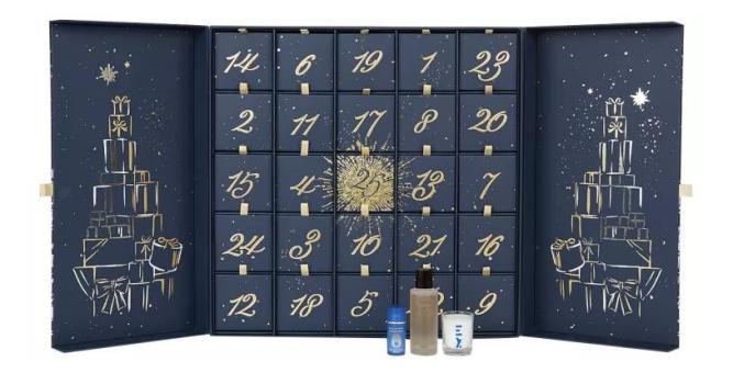 calendario de adviento de belleza 2019 calendario de adviento harrods 2019 madridvenek calendario de aviento beauty