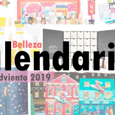 Calendarios de Adviento de Belleza 2019  ¡Maquillaje y cosmética! ⭐⭐⭐⭐⭐