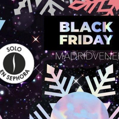 Black Friday en Sephora [2019] Ofertas de la semana