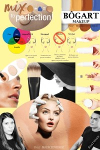 Bogart makeup collage del curso de maquillaje intensivo madrid