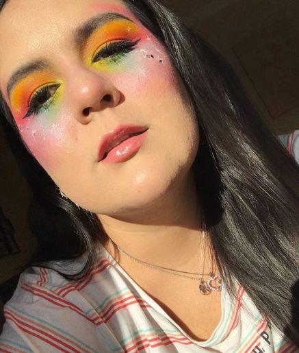 perfil madridvenek makeup