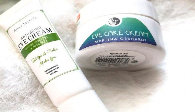 alma secret contorno de ojos martina gebhardt eye care cream opinion review madridvenek2