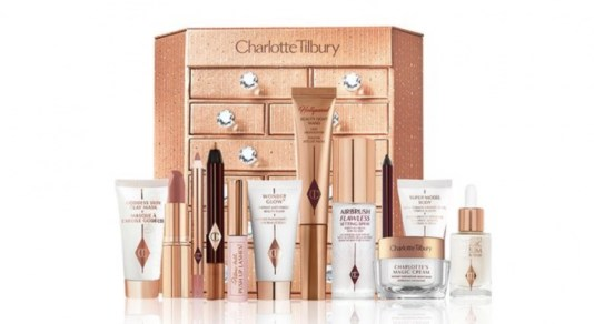 calendario de adviento Charlotte Tilbury 2020 beauty advent calendar Charlotte Tilbury madridvenek