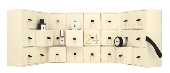 calendario de adviento jo malone 2020 beauty advent calendar jo malone madridvenek